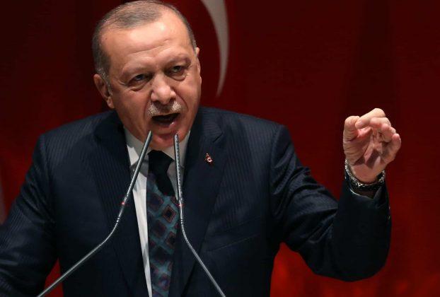 ¿Las ambiciones de Erdogan para un nuevo Imperio Otomano se están volviendo demasiado grandes para la OTAN?