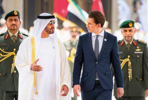 Cómo los austríacos y su canciller encantaron a los árabes