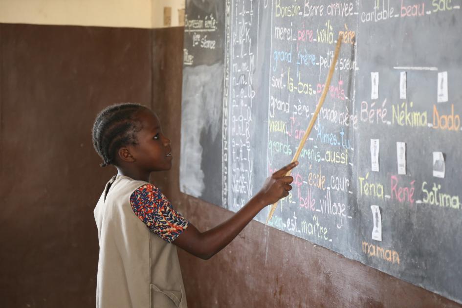 El compromiso de Bélgica con la financiación de la educación: un dólar invertido en la educación de las niñas, una vida mejor para todas las niñas    Blog
