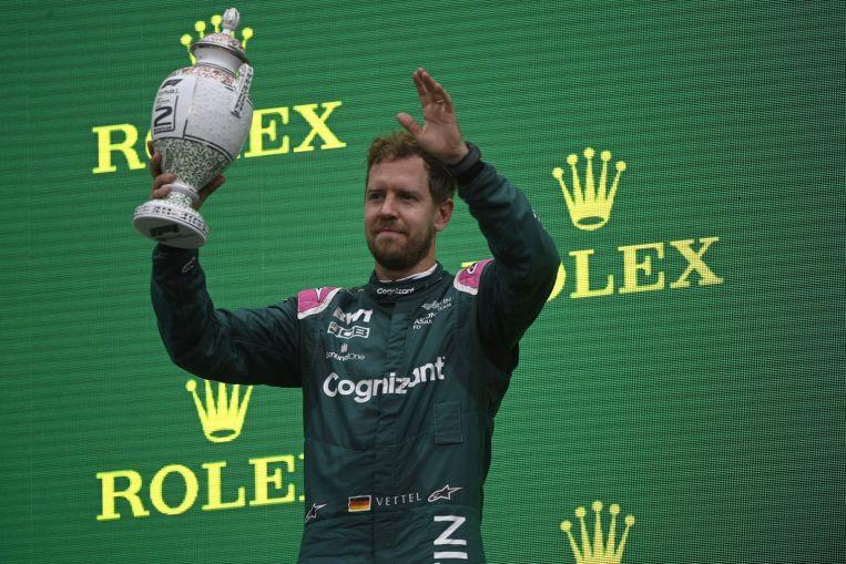 Fórmula Uno: Los funcionarios revisarán la descalificación del GP de Hungría de Vettel después de la apelación, noticias de Fórmula Uno y noticias destacadas