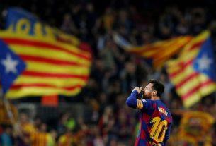 Fútbol: una mirada a la carrera de Lionel Messi, estrella del Barcelona, noticias de fútbol y noticias destacadas