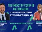 Intercambio de aula virtual: Noruega y Burkina Faso sobre COVID-19 y educación |  Blog