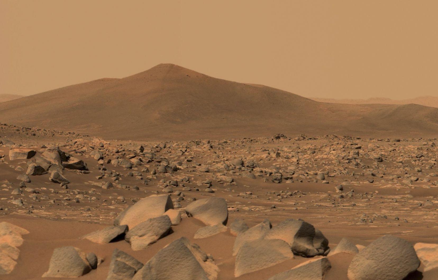 Perseverancia para comenzar a recolectar muestras de rocas marcianas dentro de dos semanas.